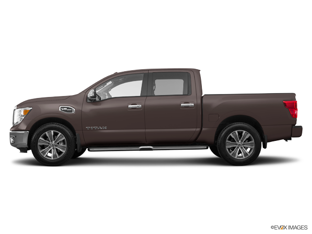 New 2017 Nissan Titan in Wesley Chapel, FL