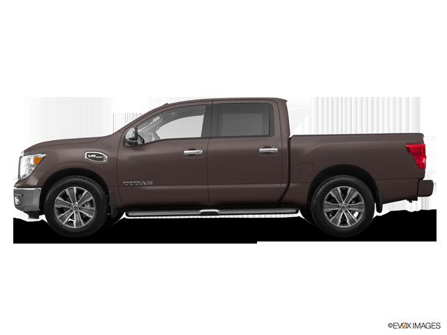 Used 2017 Nissan Titan in Boerne, TX