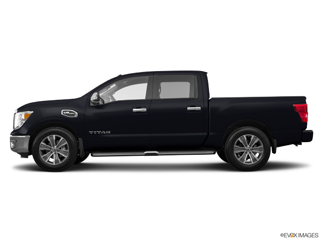 New 2017 Nissan Titan in Columbia, TN