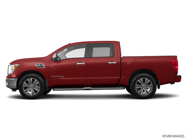 New 2017 Nissan Titan in , OH