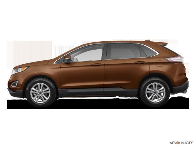 New 2017 Ford Edge in Hemet, CA