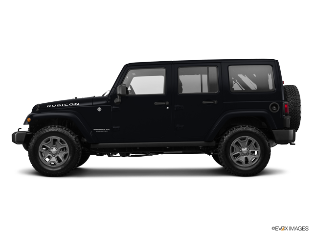 2017 Jeep Wrangler Unlimited Rubicon Recon