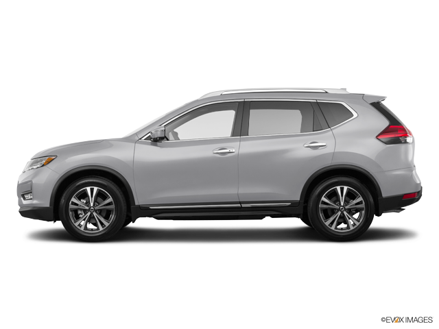 New 2017 Nissan Rogue in Santa Clara, CA