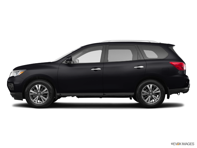 New 2017 Nissan Pathfinder in San Jose, CA