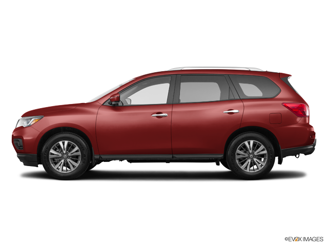 Used 2017 Nissan Pathfinder in Enterprise, AL