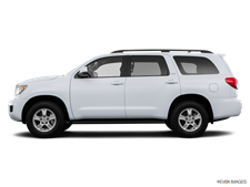 2017 Toyota Sequoia SR5