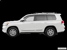2017 Toyota Land Cruiser 4WD SUV V8