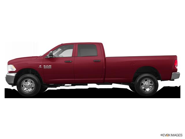 2017 Ram 3500 Big Horn