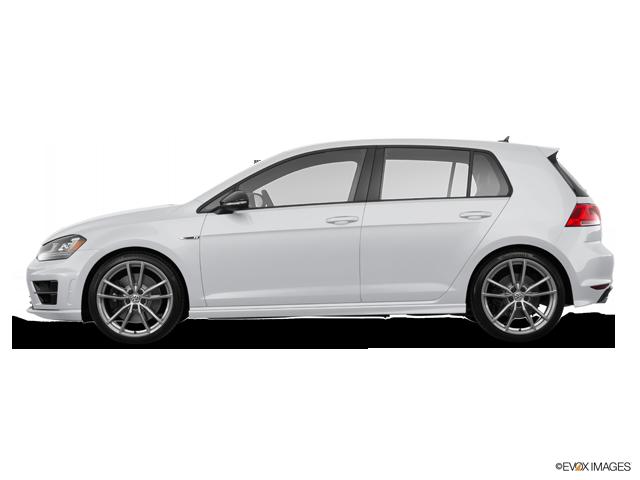 2017 Volkswagen Golf R 4DR HB DSG W/DCC/