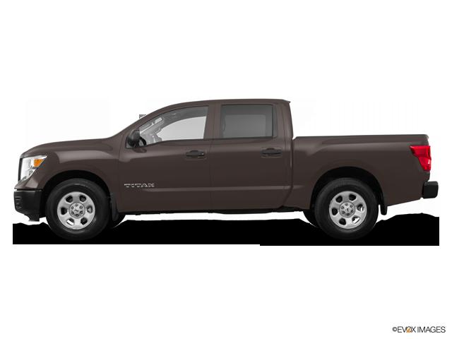 New 2017 Nissan Titan in SPOKANE, WA