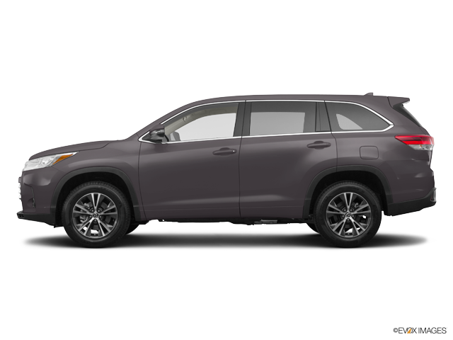 New 2017 Toyota Highlander in Dyersburg, TN