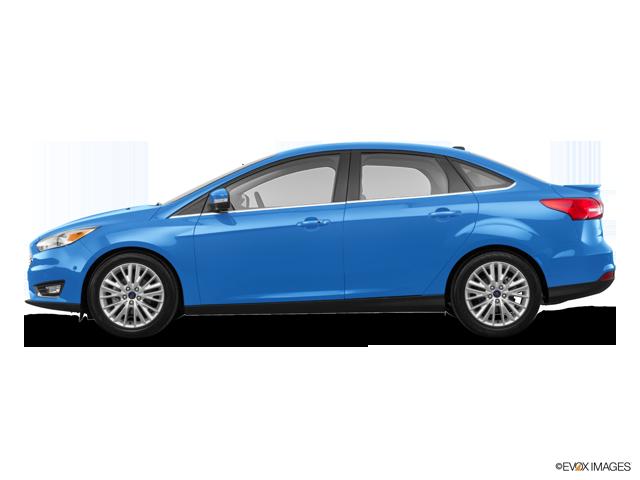 2017 Ford Focus Titanium-FWD-