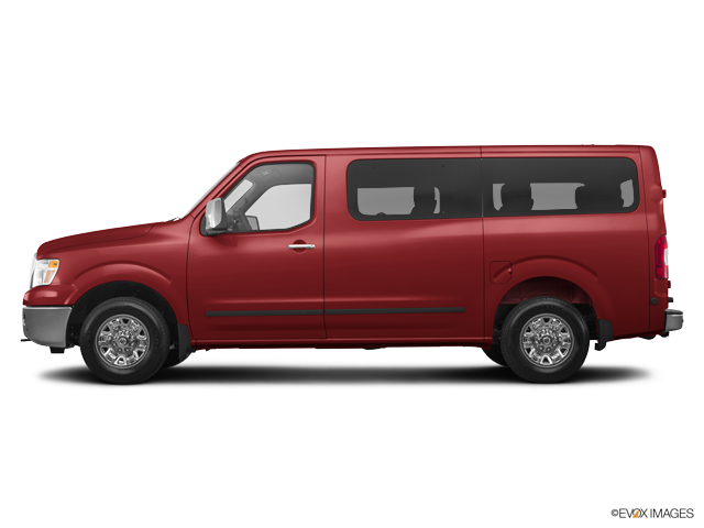 New 2017 Nissan NV Passenger in Tifton, GA