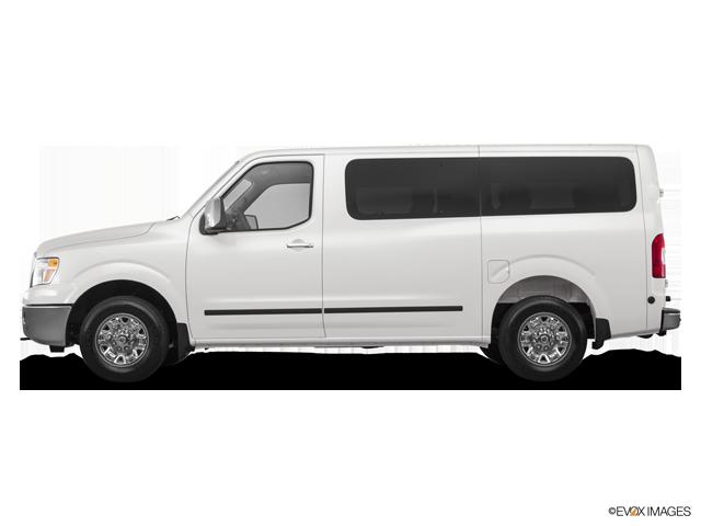 New 2017 Nissan NV Passenger in Medina, OH
