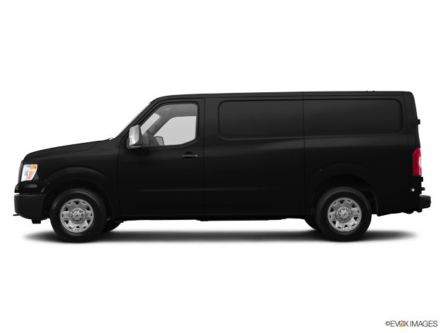 2017 Nissan NV Cargo SL