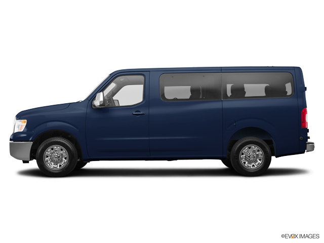 2017 Nissan NV Passenger SV