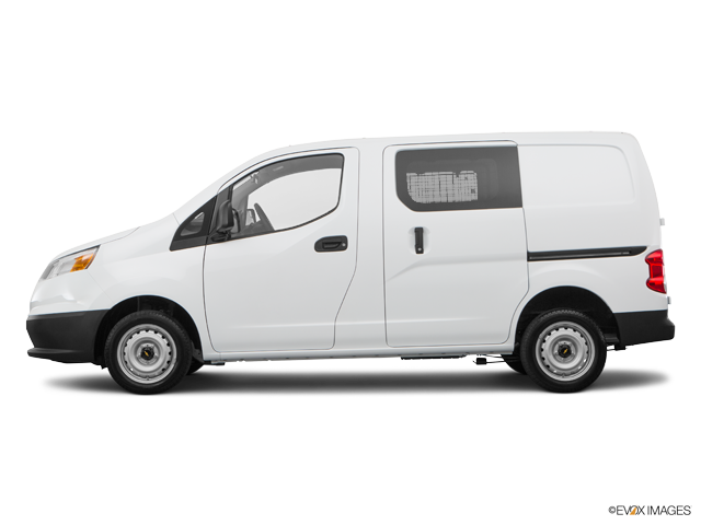2017 Chevrolet City Express Cargo Van LT