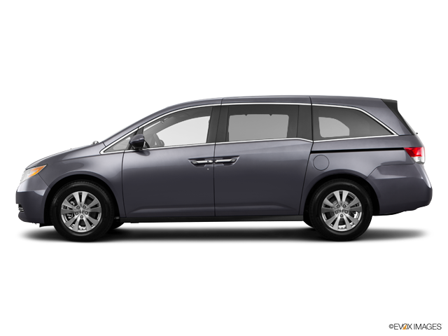 2017 Honda Odyssey EXL
