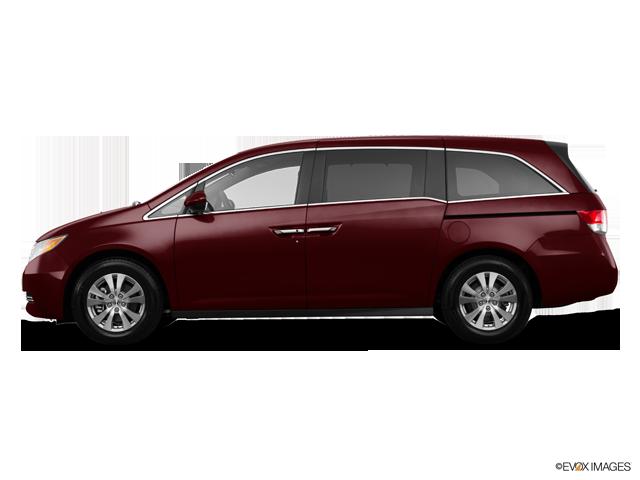 New 2017 Honda Odyssey in Dallas, TX