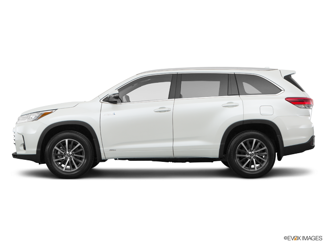 New 2017 Toyota Highlander Hybrid in Walnut Creek, CA