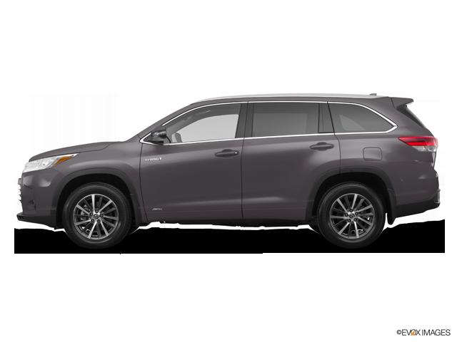 New 2017 Toyota Highlander Hybrid in Ventura, CA