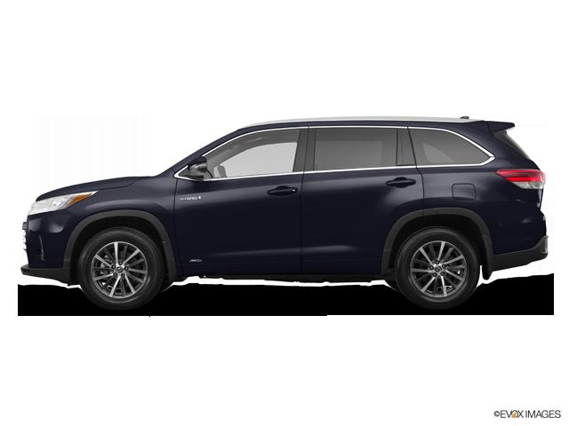 2017 Toyota Highlander Hybrid Hybrid Limited