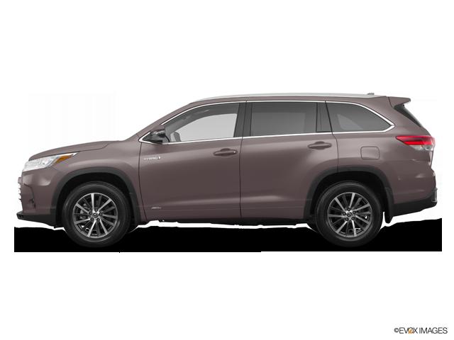 2017 Toyota Highlander Hybrid Hybrid Limited V6 AWD