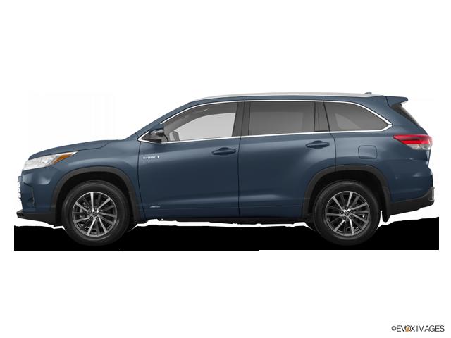 2017 Toyota Highlander Hybrid  LE V6 AWD