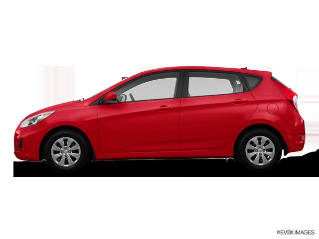 2017 Hyundai Accent SE Hatchback Automatic