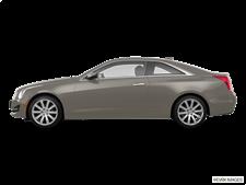 2017 Cadillac ATS Coupe Luxury AWD