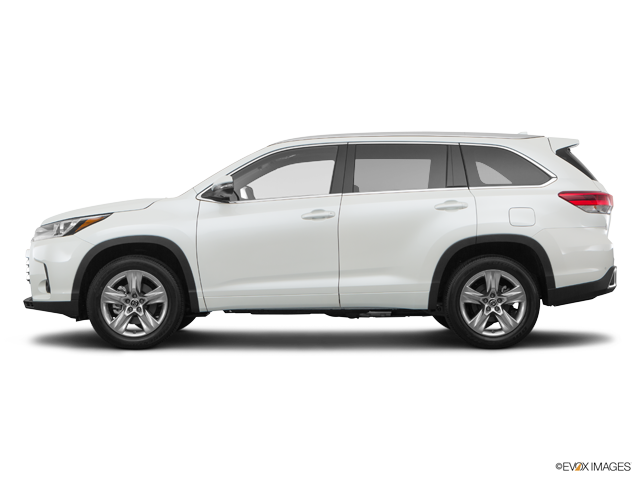 New 2017 Toyota Highlander in Manchester, TN