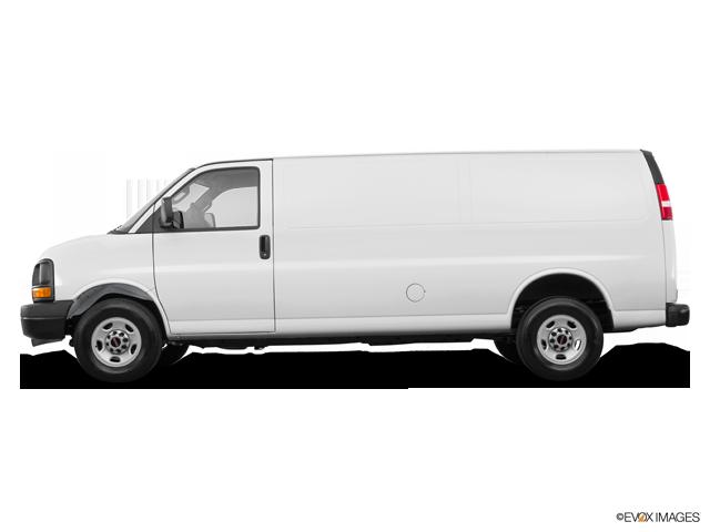 2017 GMC Savana 2500 Extended Cargo-RWD