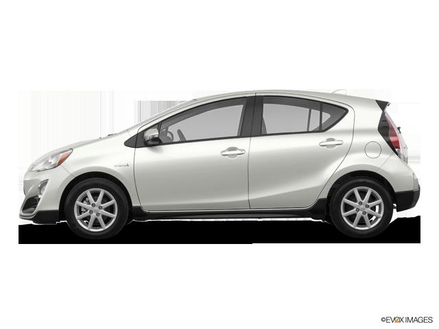 2017 Toyota Prius C One