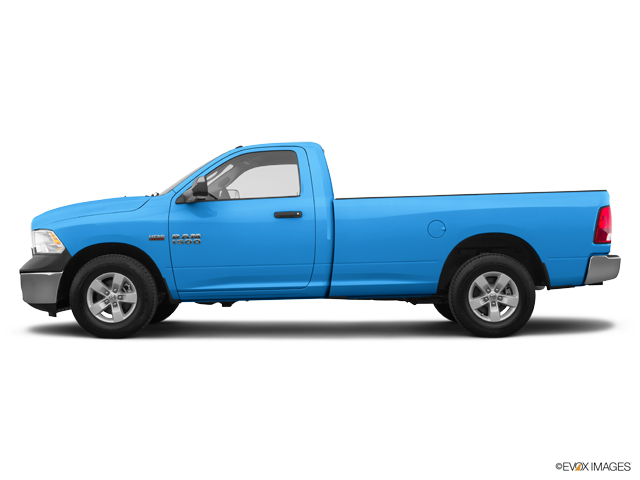 2017 RAM 1500 ST-4x4-Regular Cab-Tradesman-Long Box