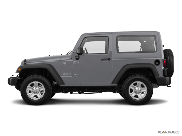 New 2017 Jeep Wrangler in Orlando, FL