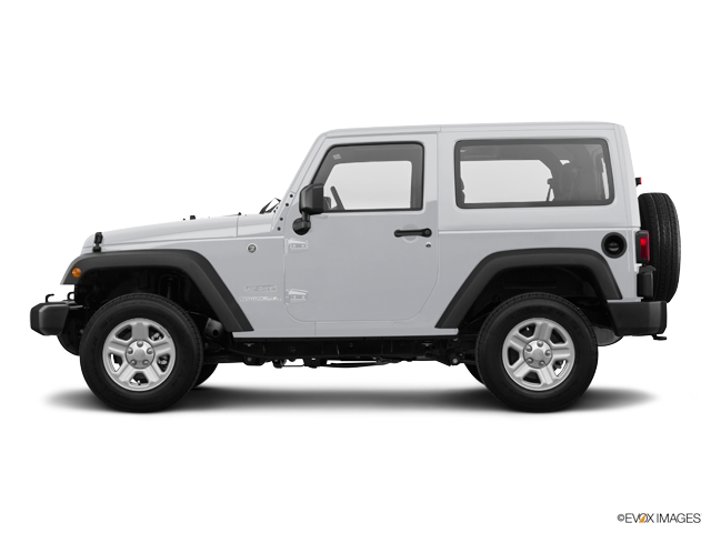 2017 Jeep Wrangler JK WILLYS WHEELER 4X4