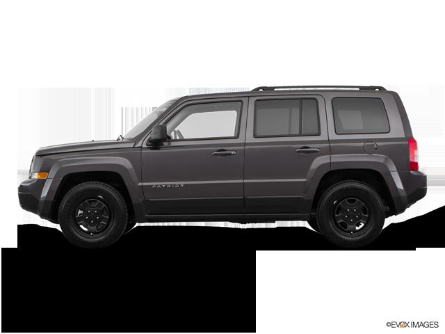 Used 2017 Jeep Patriot in Tulsa, OK