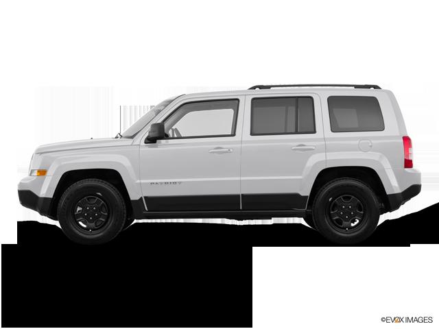 Used 2017 Jeep Patriot in Meridian, MS
