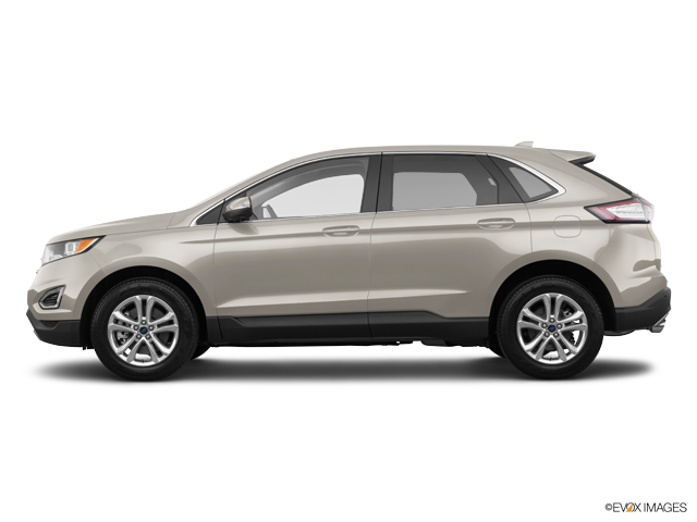 New 2017 Ford Edge in Muskogee, OK