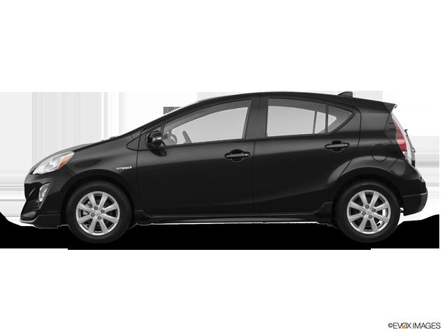 2017 Toyota Prius C Three