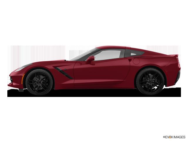 2017 Chevrolet Corvette Z51 3LT