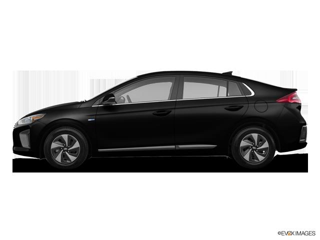 New 2017 Hyundai Ioniq Hybrid in Santa Rosa, CA