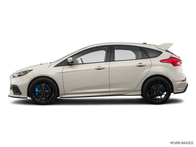 New 2017 Ford Focus in Big Spring, TX