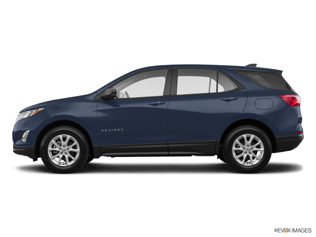New 2018 Chevrolet Equinox in Tulsa, OK