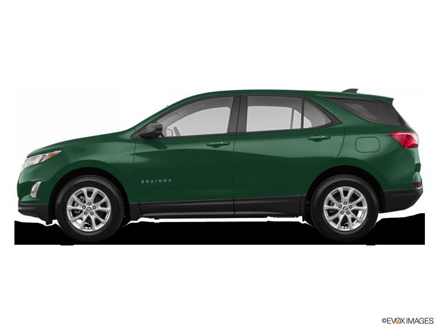 New 2018 Chevrolet Equinox in Vidalia, GA