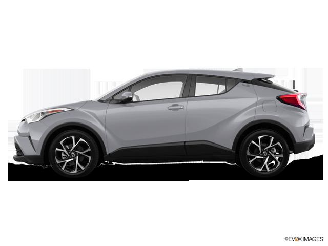 New 2018 Toyota C-HR in Berkeley, CA