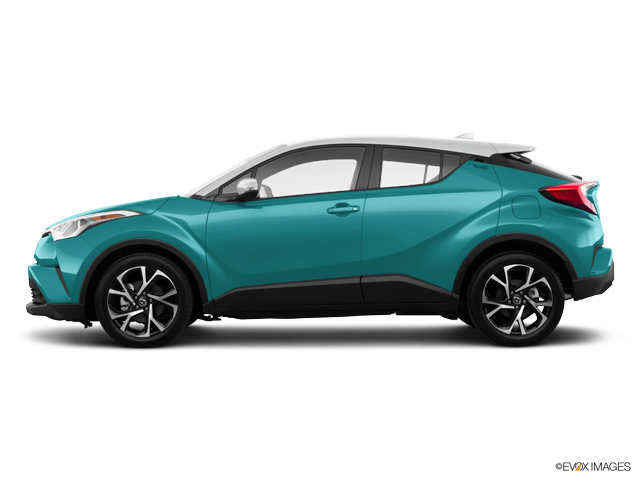 New 2018 Toyota C-HR in Gilroy, CA