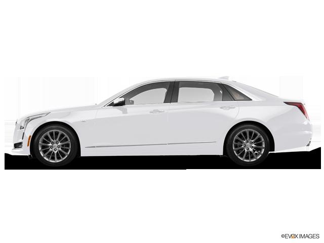 2018 Cadillac CT6 Sedan Platinum AWD