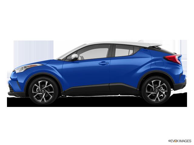 2018 Toyota C HR