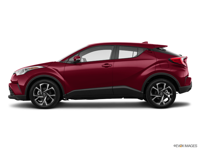 New 2018 Toyota C-HR in Hickory, NC